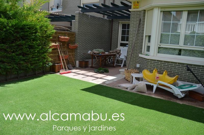 jardines en valladolid csped artificial en valladolid