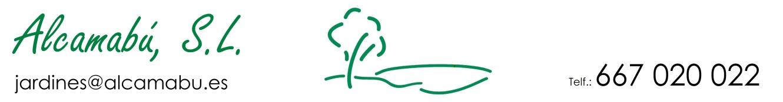 logotipo de ALCAMABU SL.